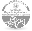 Registered for Use in Organic Agriculture