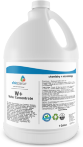 W+ Water Supplement Concentrate