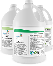 Z BioScience Probiotic agricultural cleaning solutions