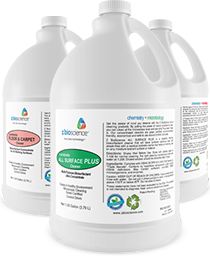 Z BioScience Probiotic Commercial Cleaners
